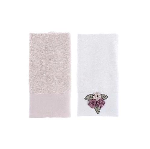 タオルセット Blooming Rose ホワイト