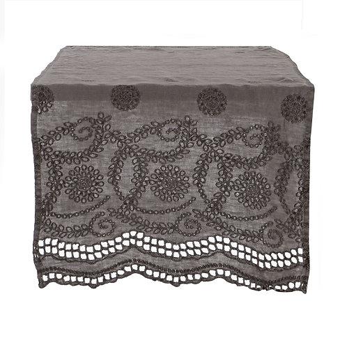 テーブルランナー Washed Linen