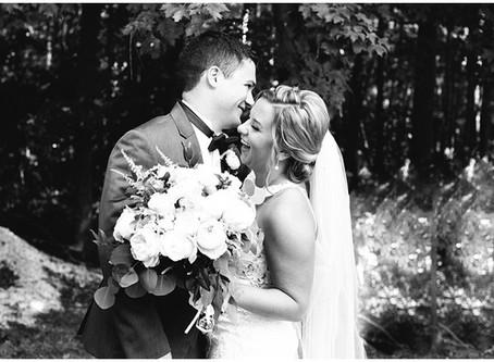 Katie and Brandon's Wedding at Smokey Hollow