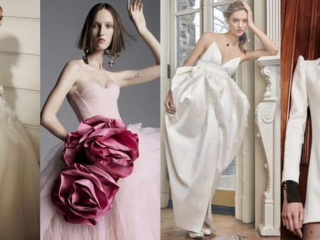 Bridal Trends of Spring 2019