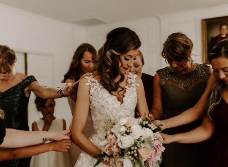 Zoe & Sam's Wedding at Kylan Barn