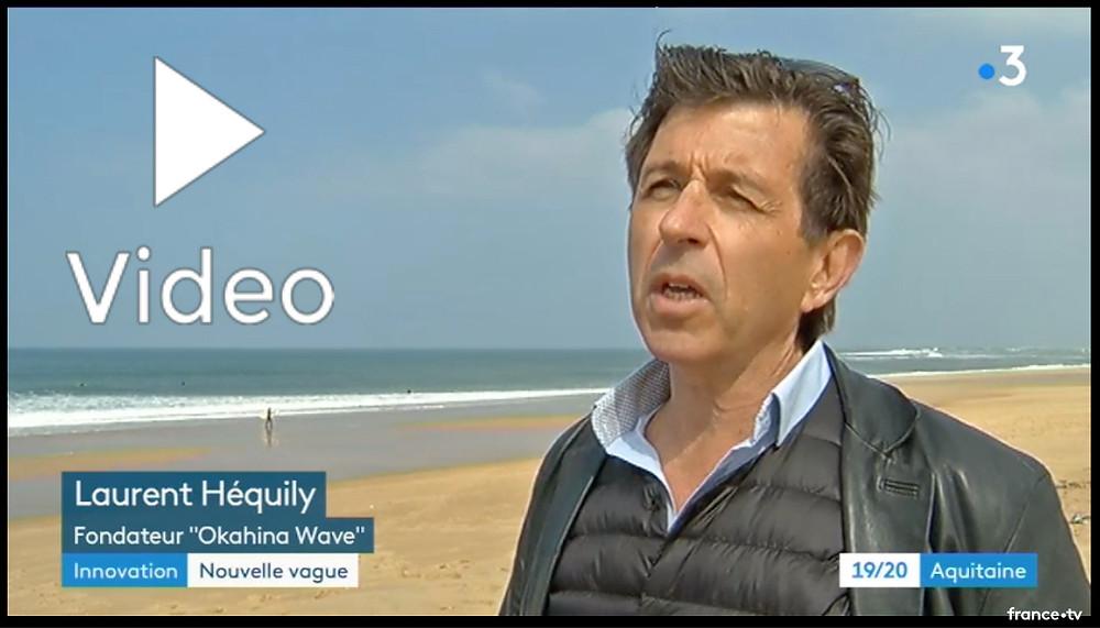 Un reportage de France 3 Nouvelle Aquitaine