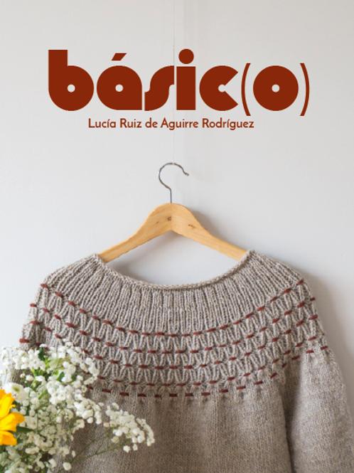 básic(o) Libro - Lucía Ruiz de Aguirre