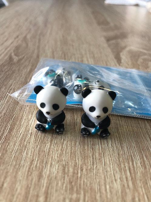 Protectores agujas Panda de HiyaHiya