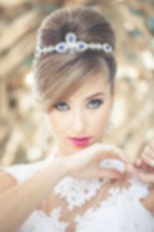 Tiara para noiva em BH