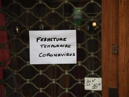 Votre établissement est fermé en raison du Covid-19 ? Faites-vous accompagner par un avocat...