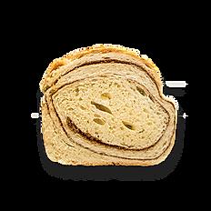 Pan de Canela y Crema de Chocolate