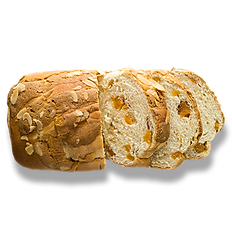 Pan de Caja con Camote Dulce