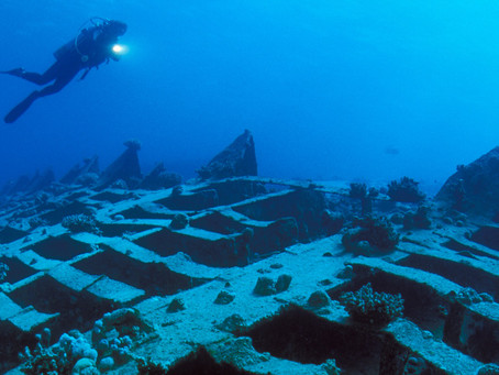 Divers Discover Decades Long Shipwreck That Is Still Clouded With Mystery And Superstitions