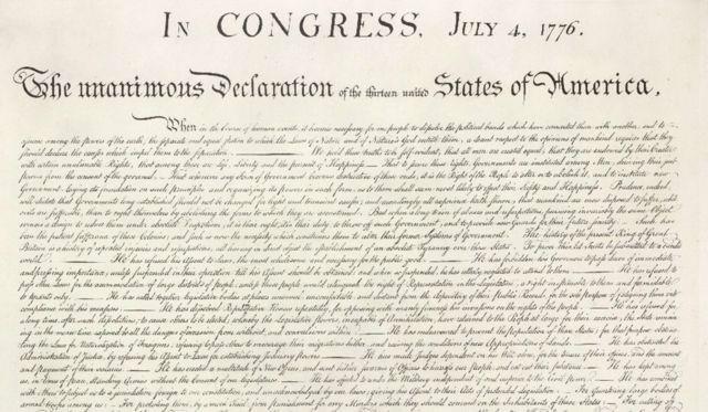 Declaration of Independence: $2.4 million