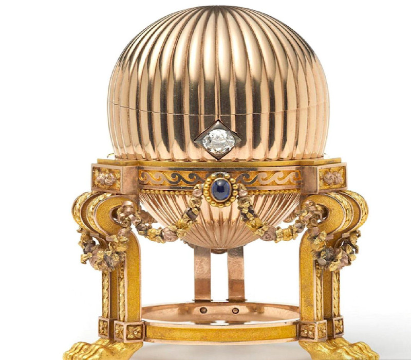 Faberge Egg: $30 million