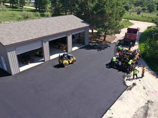 Asphalt Driveway Maintenance