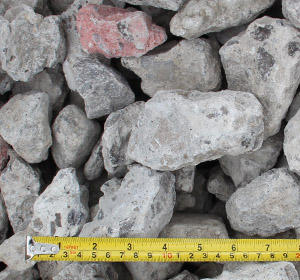 1 x 3 Crushed Concrete