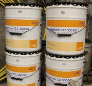 Gloss & Matte Concrete Sealer