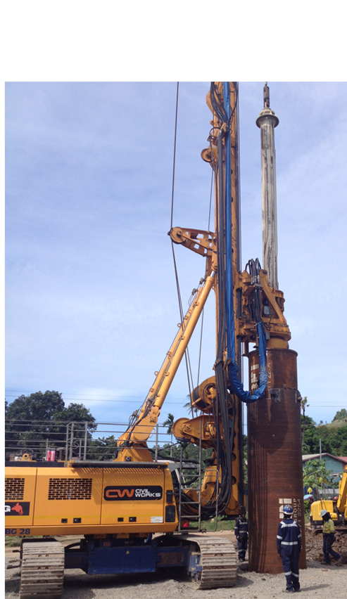 Drilling & Deep Foundation 4
