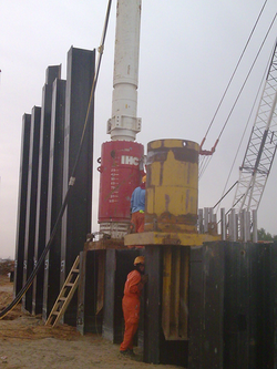 Pile Driving 1