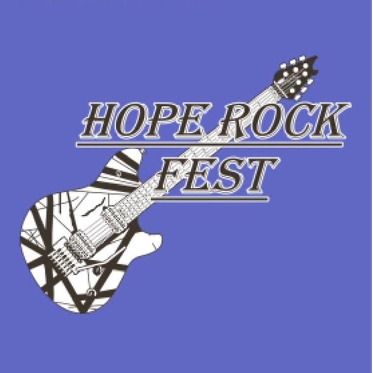 2021 HOPE ROCK FEST