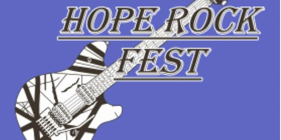 2022 HOPE ROCK FEST