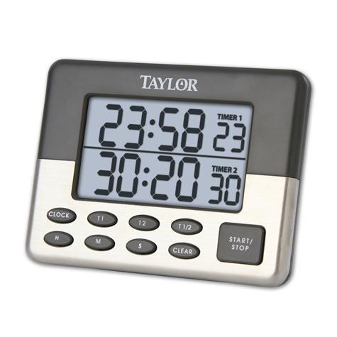 5872-9 - Digital Dual Event Timer