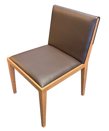 Side Chair, Padded Seat and Back