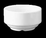 """Consomme Bowl 4-1/8"""" 10oz White"""