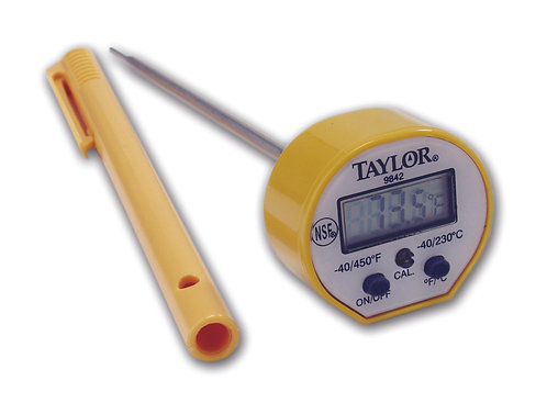 9842FDA - Waterproof Digital Thermometer
