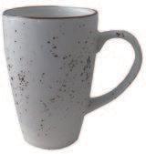 Aroma Mug, 9.5 oz., Rustic White