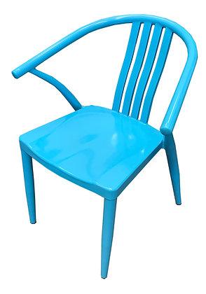 Metal Arm Chair, Indoor/Outdoor