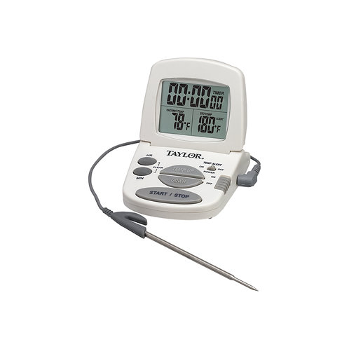 Digital Thermometer and Timer