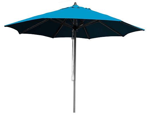 Market Umbrella - Blue