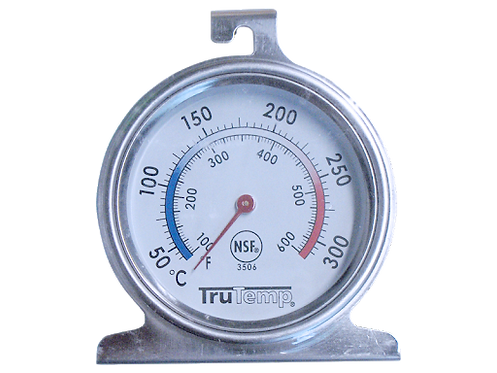 """3506-44 - 2.5"""" Oven/Grill Thermometer"""
