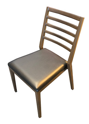 Side Chair, Stacking, Padded Seat