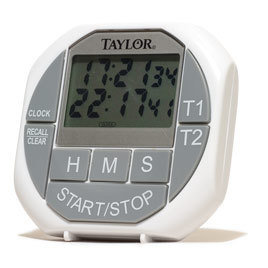 "5809 - Digital 1"" LCD 2 Event Timer/Clock"