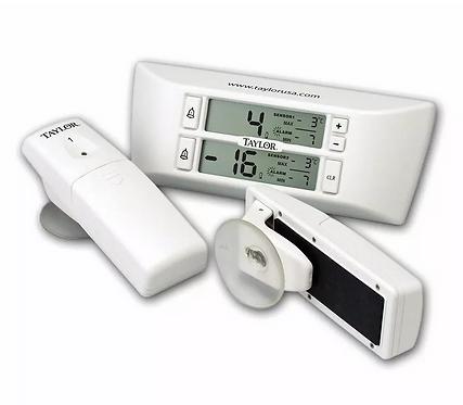 Wireless Refrigerator/Freezer Therm