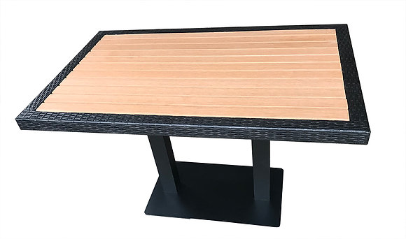 "Cabo 72"" Rectangular Bench Table"