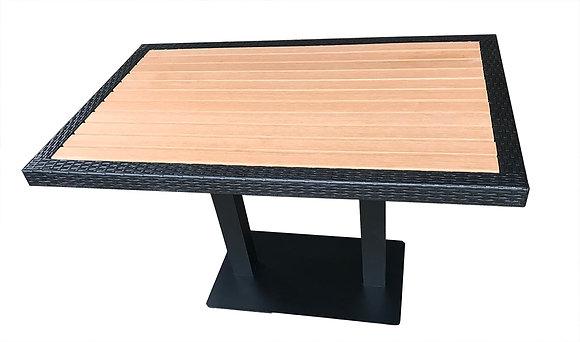 Cabo Rectangular Bench Table, 48x32