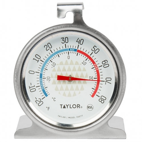 3507FS - Refrigerator / Freezer Dial Thermometer