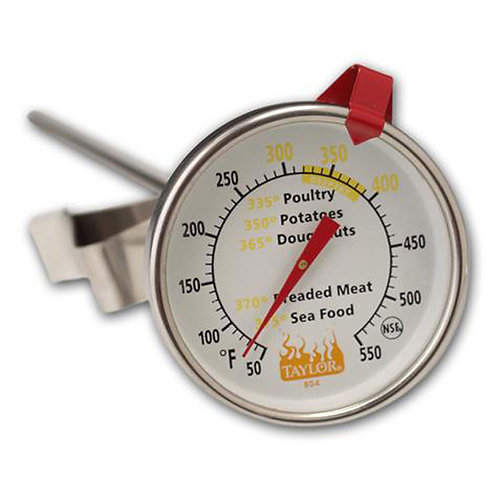 804 - Weekend Warrior Deep Fry Thermometer