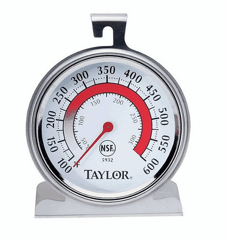 Classic Oven Dial Thermometer