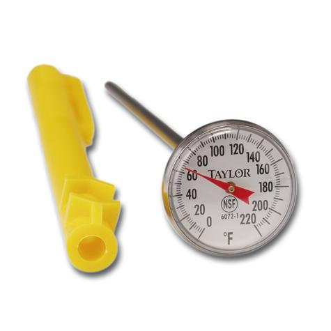 Taylor® Pro Instant Read Thermometer