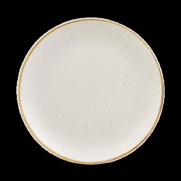"SWHS EV11 - Stonecast Evolve Plate 11-1/4"", Barley White"