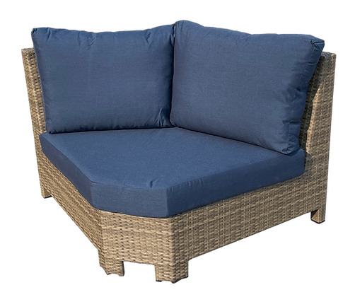 Colola Beach Sectional Rounded Corner Piece