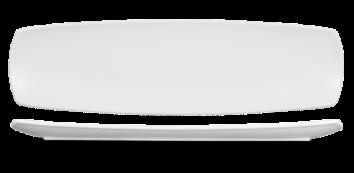 "ADC Nori Rectangular Plate 14"" x 4"" (6/cs)"