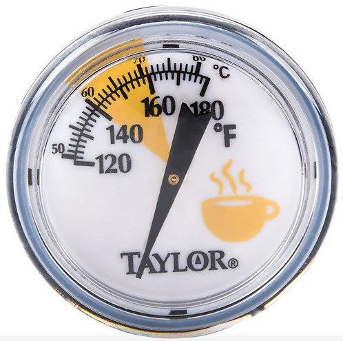 5997E - Taylor® Cappuccino Frothing Thermometer