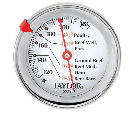 "Classic Series Meat Thermometer 2-3/4"" Dial"