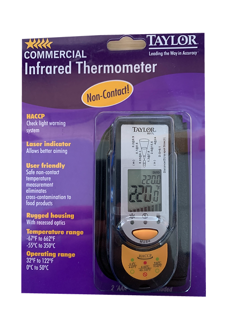 9517L - Waterproof IR Thermometer