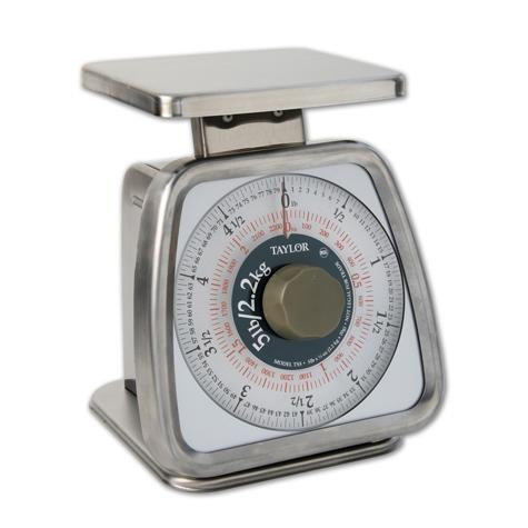 TS5 - Mechanical Portion Control Scale, 5 lb / 2.2 kg