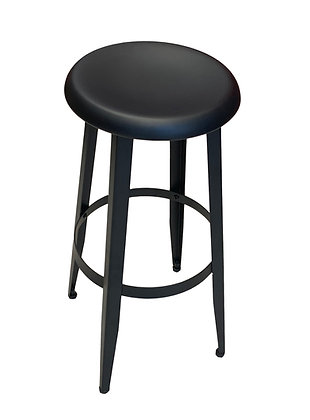 Metal Round Barstool