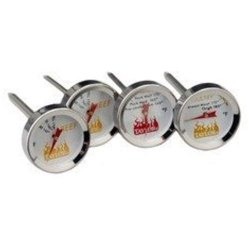 815 - Weekend Warrior Steak Button Thermometer