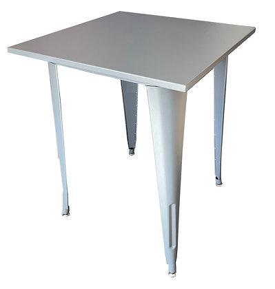 Belize Metal Cafe Table, 24x24